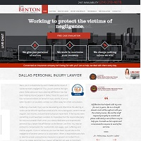 The Benton Law Firm Image