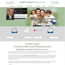 David H. Lefton, Attorney at Law Image